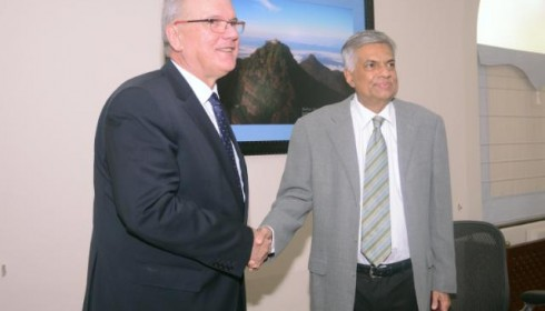 EU Commissioner Neven Mimica visits Sri Lanka